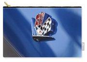 1965 Chevrolet Corvette Emblem Carry-all Pouch