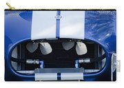 1965 Cobra Sc Grille Carry-all Pouch