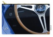 1965 Cobra Sc Steering Wheel 2 Carry-all Pouch