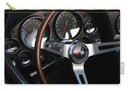 1965 Corvette Roadster Dash Carry-all Pouch