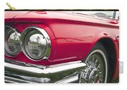 1965 Ford Thunderbird Front End Carry-all Pouch