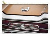 1966 Ford Thunderbird Carry-all Pouch by Gordon Dean II