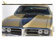 1967 Bronze Pontiac Firebird  Carry-all Pouch