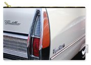 1967 Cadillac Coupe Deville Taillight Carry-all Pouch
