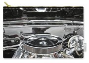 1967 Chevrolet Chevelle Ss Engine 2 Carry-all Pouch