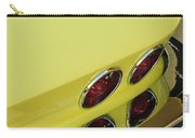 1967 Chevrolet Corvette Taillight Carry-all Pouch