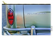 1967 Volkswagen Vw Karmann Ghia Taillight Emblem Carry-all Pouch