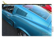 1968 Ford Mustang Fastback  Profile Carry-all Pouch