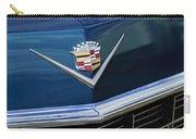 1969 Cadillac Hood Emblem Carry-all Pouch