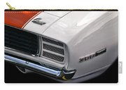 1969 Chevrolet Camaro Indianapolis 500 Pace Car Carry-all Pouch by Gordon Dean II