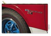 1969 Sc Rambler Wheel Emblem Carry-all Pouch