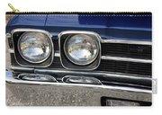 1970 Chevrolet Chevelle Antique Show Car Carry-all Pouch