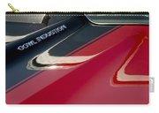 1970 Chevrolet El Camino Ss 454 Ci Hood Emblem Carry-all Pouch