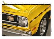 1970 Plymouth Duster 340 Carry-all Pouch
