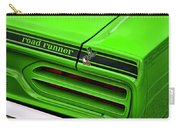 1970 Plymouth Road Runner - Sublime Green Carry-all Pouch