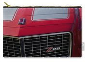 1971 Chevrolet Camaro Grille Carry-all Pouch