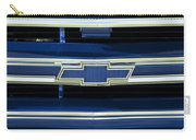 1971 Chevrolet Grille Emblem Carry-all Pouch