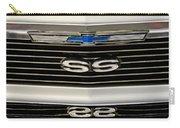 1971 Chevrolet Nova Ss350 Grille Emblem Carry-all Pouch