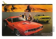 1971 Plymouth Barracuda Carry-all Pouch