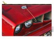 1971 Plymouth Hemi 'cuda Carry-all Pouch by Gordon Dean II