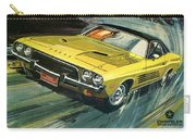 1973 Dodge Challenger Rallye Carry-all Pouch