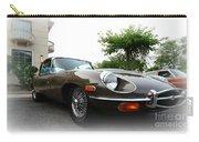 1973 Jaguar Type E Carry-all Pouch