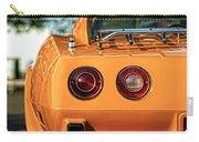 1977 Chevrolet Corvette Carry-all Pouch