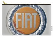 1977 Fiat 124 Spider Emblem Carry-all Pouch