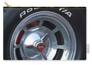 1980 Chevrolet Corvette Wheel Carry-all Pouch