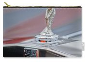 1984 Rolls-royce Silver Spur Hood Ornament Carry-all Pouch