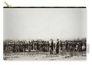 1st U.s. Colored Infantry Carry-all Pouch