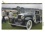 1929 Minerva Type Am Murphy Convertible Sedan Carry-all Pouch