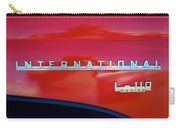 1950 International L-100 Carry-all Pouch
