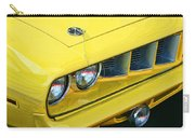 1971 Plymouth Cuda 440 Carry-all Pouch