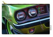 1971 Plymouth Hemicuda Carry-all Pouch