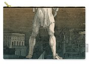 7 Wonders Of The World, Colossus Carry-all Pouch