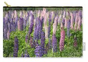 A Field Of Lupins Carry-all Pouch