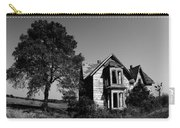 Abandoned House Carry-all Pouch by Cale Best