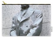Abraham Lincoln Statue Carry-all Pouch