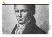 Alexander Von Humboldt, Prussian Carry-all Pouch