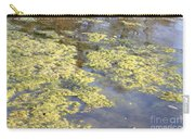 Algae Bloom In A Pond Carry-all Pouch