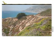Along Big Sur Carry-all Pouch