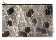 American Toad Eggs Carry-all Pouch