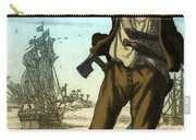 Anne Bonny, 18th Century Pirate Carry-all Pouch