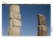 Atlantes Warrior Statues Carry-all Pouch
