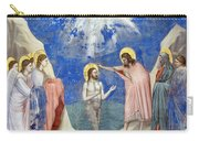 Baptism Of Christ Carry-all Pouch