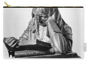 Baruch Spinoza (1632-1677) Carry-all Pouch