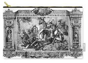 Battle Of Fallen Timbers Carry-all Pouch by Granger