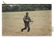 Belgian Paratroopers Proceeding Carry-all Pouch