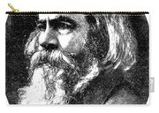 Benjamin Peirce, American Mathematician Carry-all Pouch